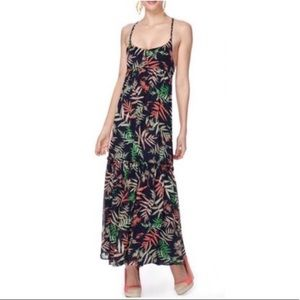 the webster Miami @ target maxi dress palm leaf 12